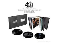 Star Wars Episode IV - A New Hope - 40th Anniversary Vinyl Box Set - NEW and sealed