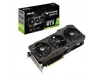 ASUS TUF Gaming RTX 3080 Ti OC 12G