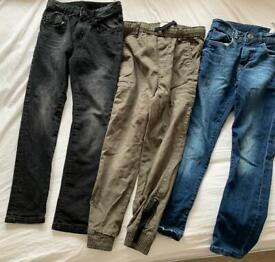 Boys trousers size 8 years