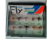 Fishing fly set