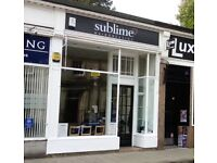 Retail Shop For Rent - Prominent location on Barnton Street