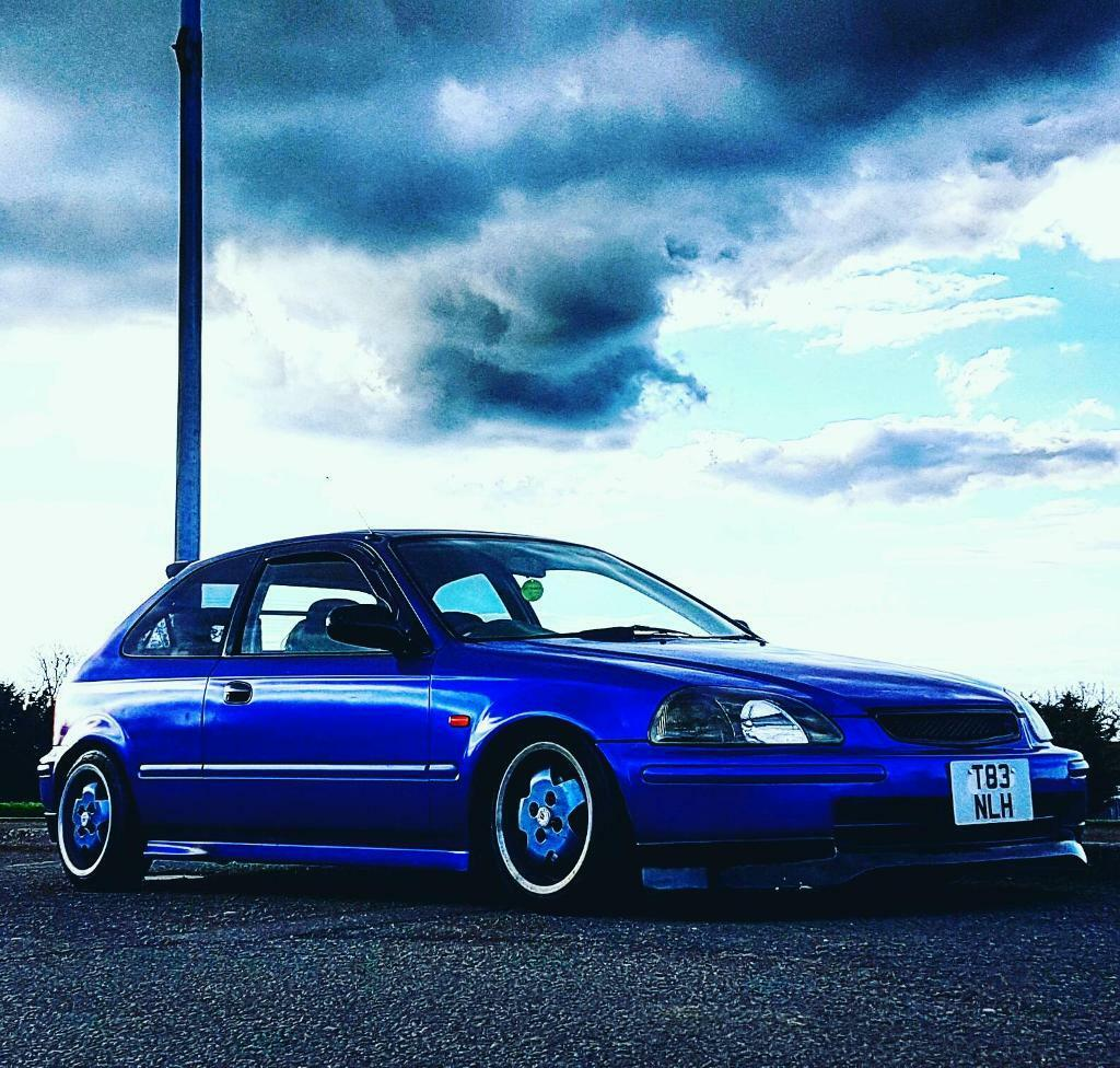 Honda civic ek3 1 5 modified lowered not ek4 ek9 ej6 ej9 for Honda civic ek9