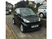 Smart Fortwo Passion 451 1.0 petrol - £30 tax, up to 70mpg, cheap to insure