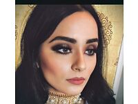 English and Asian Bridal Makeup artist for weddings and parties