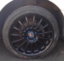 """Need gone asap 17"""" alloy wheels"""
