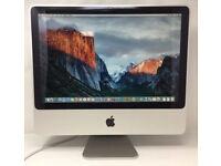 "20"" Apple iMac A1224 (EMC 2210) OSX 10.9.5 640GB HDD DDR2 Core 2 Duo"