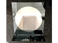 BRAND NEW mirror with shelf