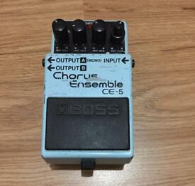 BOSS CE-5 chorus assembler