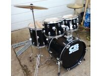 CB 5 drum kit complete