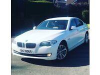 BMW 520D 2012 Efficient Dynamics