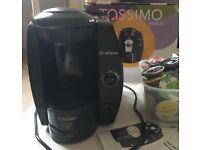 Tassimo bosh coffee machine