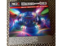 Party/Disco LED sound responsive light show