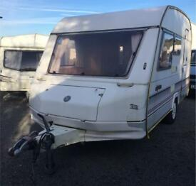1993 Sprite Alpine C 4 Berth Touring Caravan Nice Condition Ready To Use