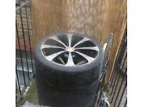 17' Alloys wheels - Rims