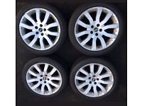 """20 """" Range Rover /Vw transporter wheels and tyres"""