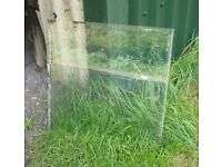 Greenhouse glass, 2ft x 2ft, can deliver