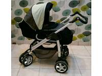Silver cross 3-way travel system
