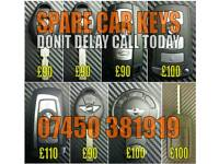 BMW, MINI, FORD CAR KEYS ESSEX LONDON