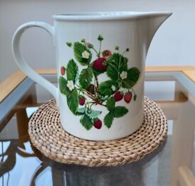 Portmerion Wild Strawberry jug