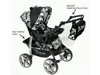 Baby pram/ pushchair travel system