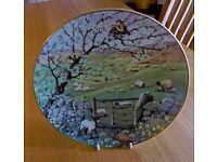 Plates - Wedgwood, Danbury Mint