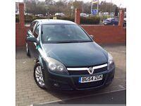 Vauxall Astra Design 1.8 Petrol