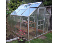 Greenhouse 6ft by 6ft
