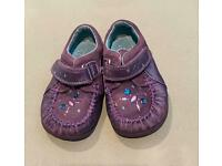 Clarks leather shoes Size 5G