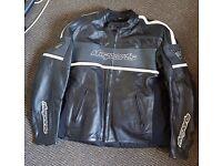RKsports bike jacket