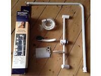 Ski shower kit accessory set