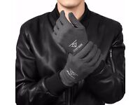 Jerrybox Outdoor Sports Touchscreen Gloves Windproof Breathable Moisture Resistant