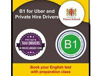 B1 EXAM TEST FOR PRIVATE HIRE,UBER,MINI CABS
