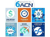 Part/Full-time ACN Rep Required