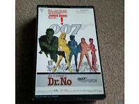 """Sean Conner as James Bond 12"""" figure collectable - Dr No"""