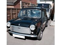 Austin Mini Mayfair 1984