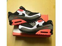 Brand New With Box Men's Nike Airmax Orange Size 7 £30