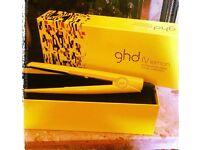GHD limited edition IV lemon