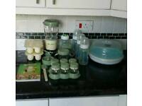 Baby weaning set