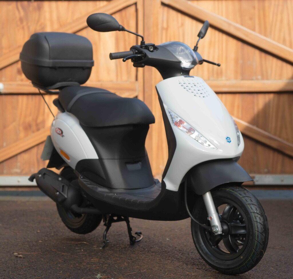 50cc as new piaggio zip | in ringwood, hampshire | gumtree