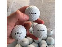 Titleist Pro v1 Grade A x12 golf balls
