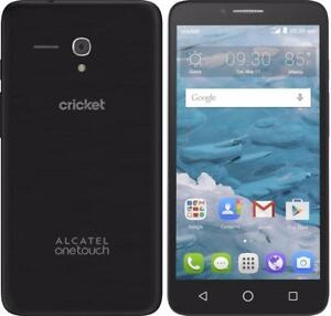 UNLOCKED New Pentaband Alcatel OneTouch Flint 4G Compatible with Freedom Chatr Fido Rogers Bell Virgin Vidéotron