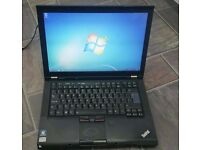 Lenovo ThinkPad T410 i5 2.4 Ghz 4GB RAM 320GB HDD Windows 7 Laptop PC Computer Notebook