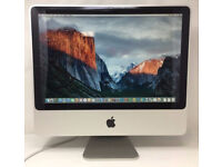 Apple iMac 8.1 A1224 20 INCH WIFI. BLUETOOTH. WEBCAM