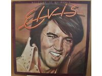 ELVIS PRESLEY, WELCOME TO MY WORLD LP