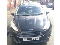 Ford Fiesta 1.2 With 2016 Facelift and Conversion