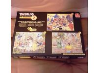 Wasgij Collecters Edition jigsaw puzzle