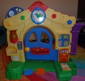 Fisher Price laugh and learn doorway ~ used ~ pick up only