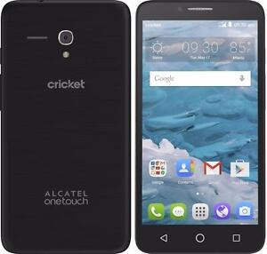 UNLOCKED New Pentaband Alcatel OneTouch Flint 4G Compatible with Wind/Freedom Chatr/Mobilicity Fido Rogers Bell Virgin
