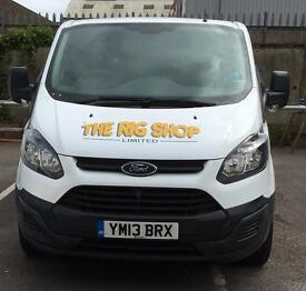 Ford Transit Custom SWB 2.2 TDCi Low Roof Van Diesel