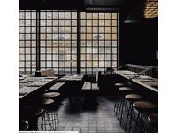 SMOKESTAK are looking for a KITCHEN PORTER for new restaurant in Shoreditch